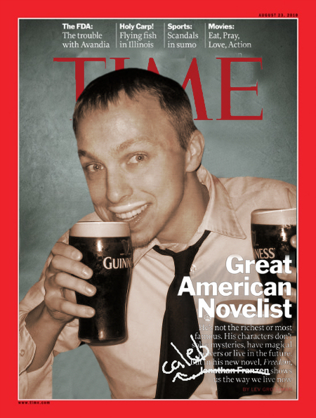 Caleb J. Ross TIME Magazine
