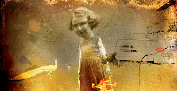parkers back by flannery oconnor essay