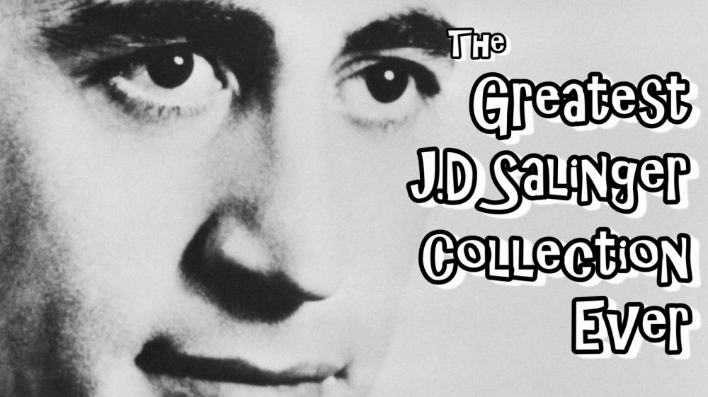 JD Salinger book collection